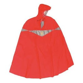 PONCHO HOCK RED TAILLE L