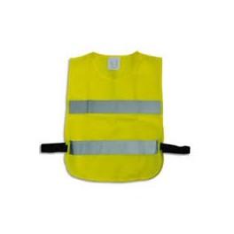 GILET  SECURITE FLUO JAUNE XL